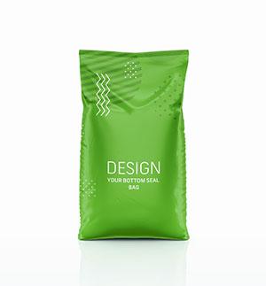 Bottom seal bag